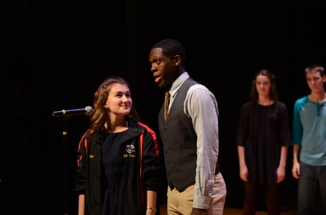 2016 Lovewell Alumni Songbook Concert