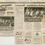 Lovewell Annonsbladet Nr 6 juni 2008