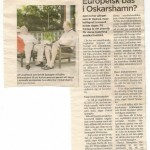 Lovewell Nyheterna     31 juli 2008
