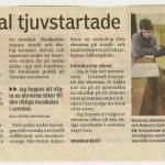 Lovewell Nyheterna 4 aug 2008
