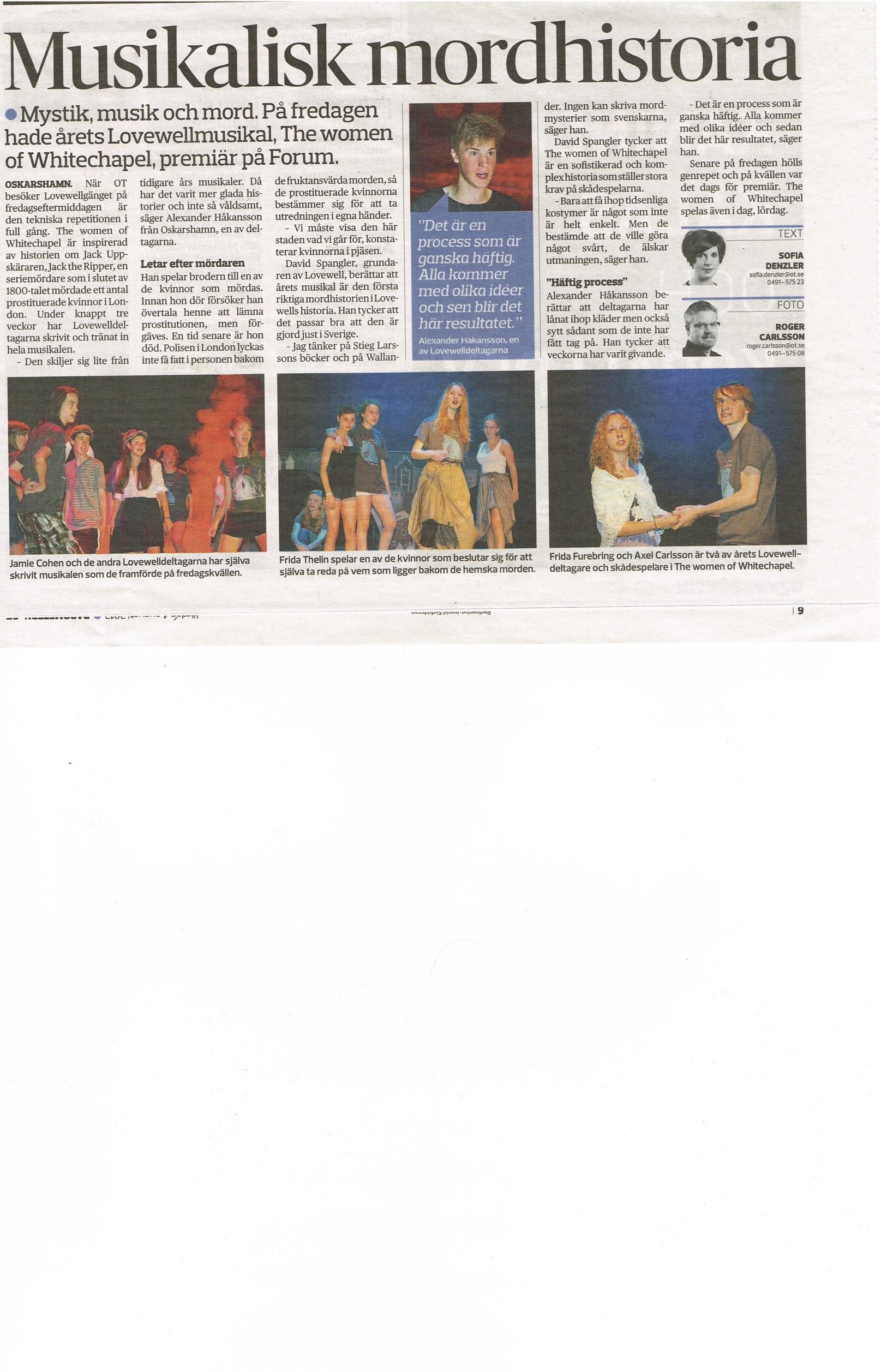 Oskarshamns-Tidningen-August 4th, 2012